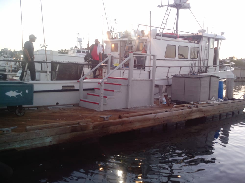 El capitan yelp for Point loma sport fishing