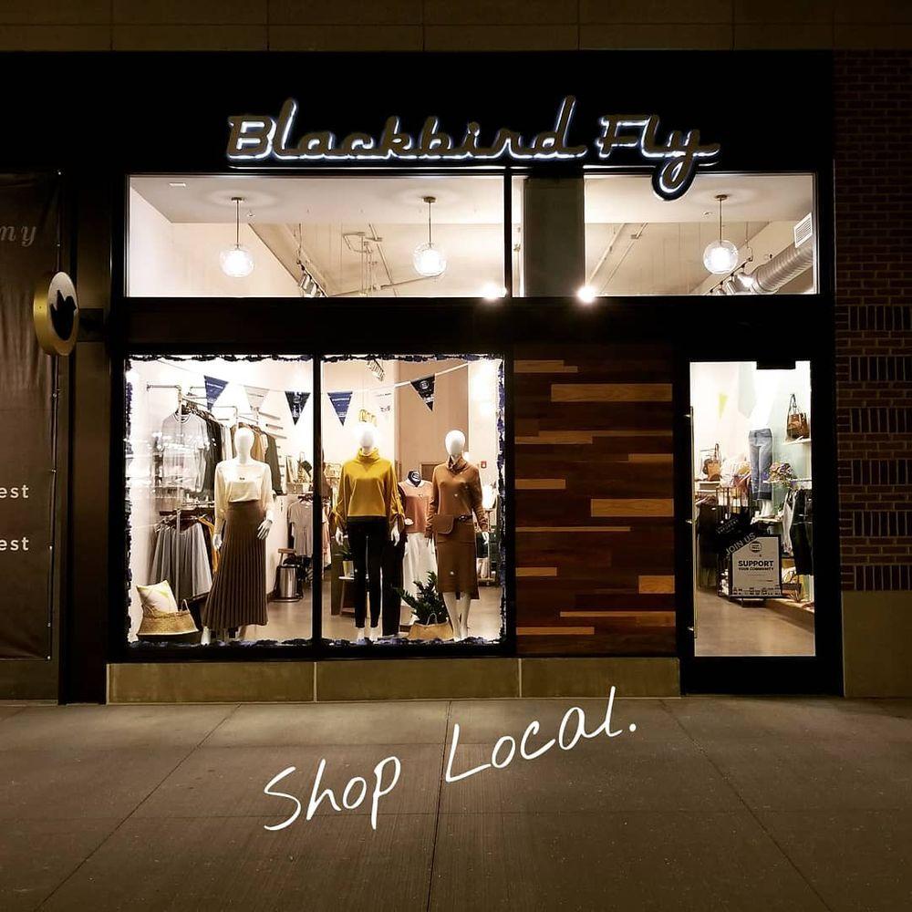 Blackbird Fly Boutique: 400 Park Ave, Orange Village, OH