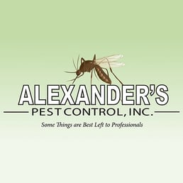 Alexander s pest control pest control north lima oh for Window 3 nmat
