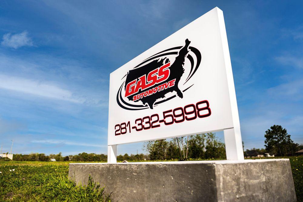 Gass Automotive: 2200 Fm 646 N, Santa Fe, TX