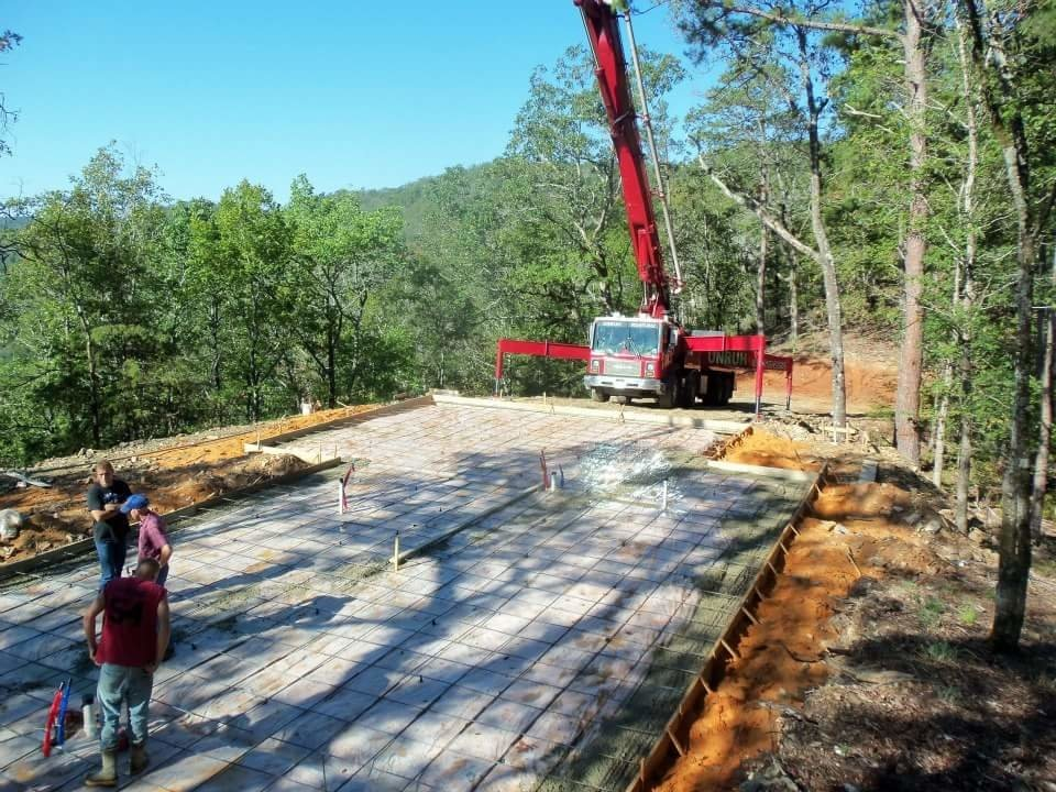 Keith's Concrete & Construction: Broken Bow, OK