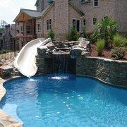Aqua Design Pools & Spas - 10 Photos - Contractors - 1120 Pilgrim ...
