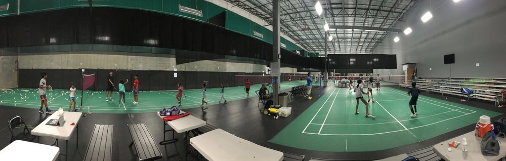 Northern Virginia Badminton Club: 44590 Guilford Dr, Ashburn, VA