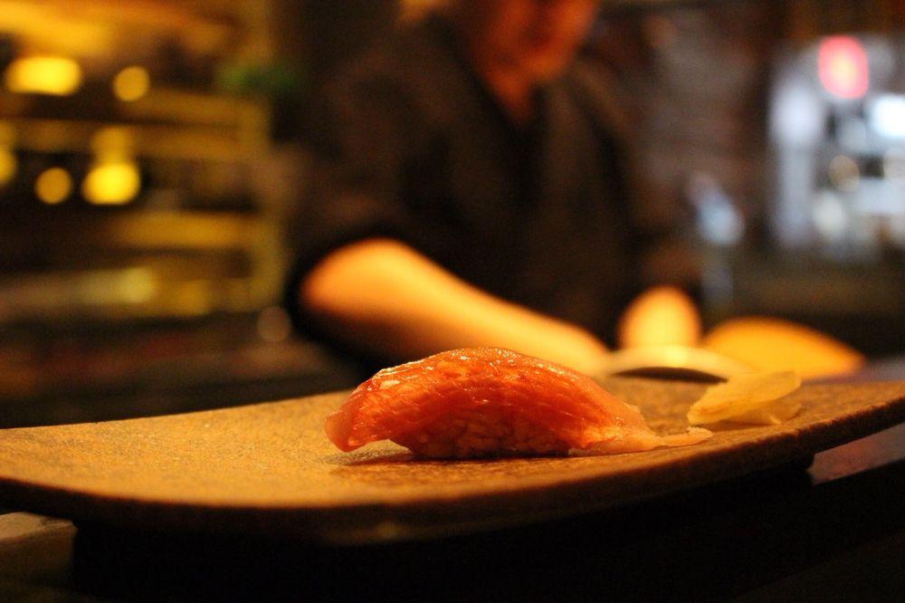 Photo of OMAKASE by TEISUI - New York, NY, United States. SUSHI OMAKASE