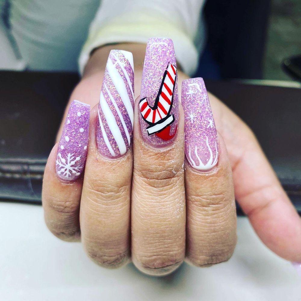 Delicate Nails: 8150 N Cortaro Rd, Tucson, AZ