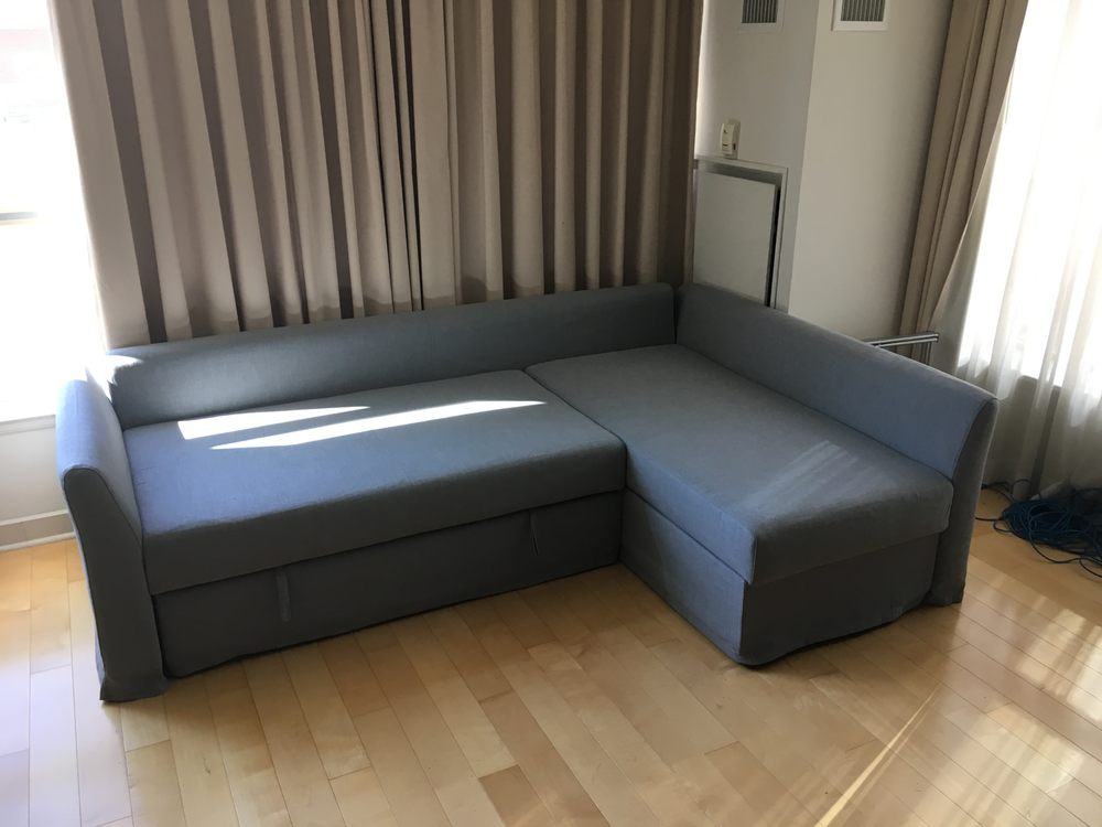 Photo Of Emblyman Vaughan On Canada Ikea Holmsund Corner Sofa Bed