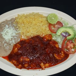 Mexican Food Dinuba Ca