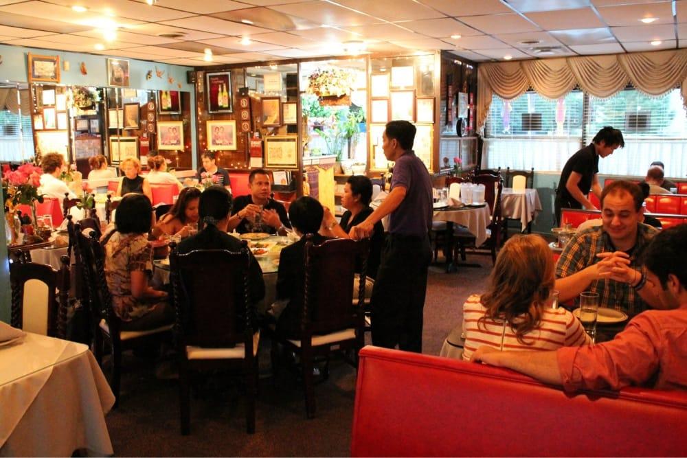 Bangkok Thai Restaurant Atlanta Ga