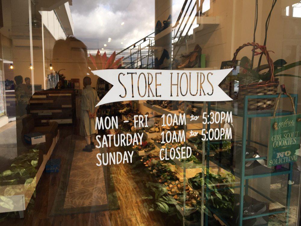 Uyeda Shoe Store