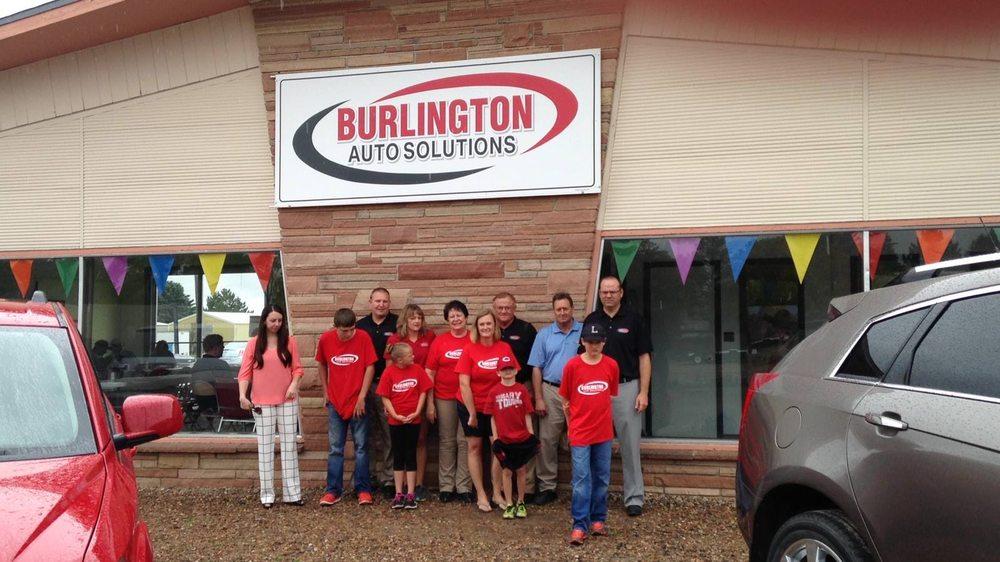 Burlington Auto Solutions: 1697 Rose Ave, Burlington, CO