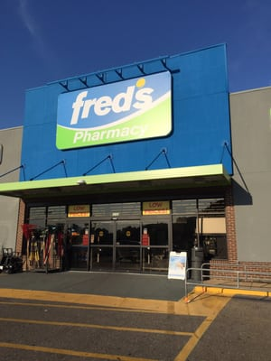 fred s discount store discount store 4280 getwell rd memphis