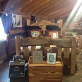 Photo Of Texas Hill Country Furniture   Lipan, TX, United States. Pecan Bed