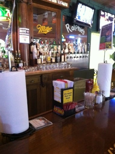 Ralphies Sports Eatery: 1663-1865 Marion-Mt Gilead Rd, Marion, OH