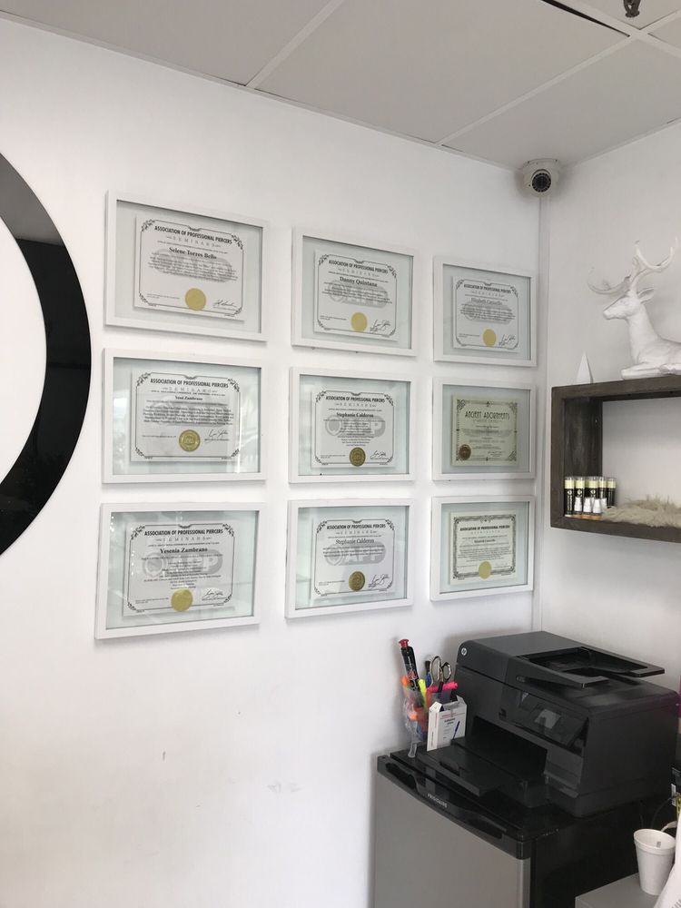 Envy Body Piercing Gift Cards And Gift Certificates Redondo