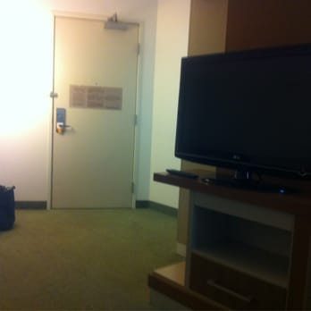 Photo of SpringHill Suites Vernal - Vernal UT United States. TV and door : springhill doors - pezcame.com