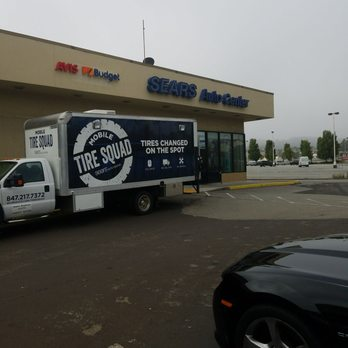 About SEARS TIRE & AUTO CENTER