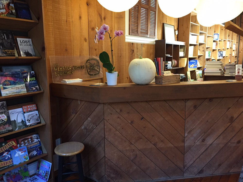 The Webster Groves Bookshop: 27 North Gore Ave, Webster Groves, MO