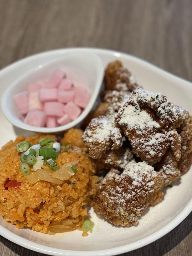 Food from Vons Chicken - Vallejo