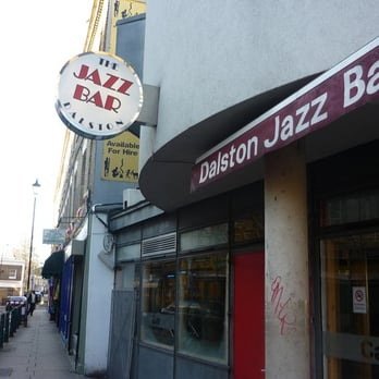 Jazz bar and restaurant london