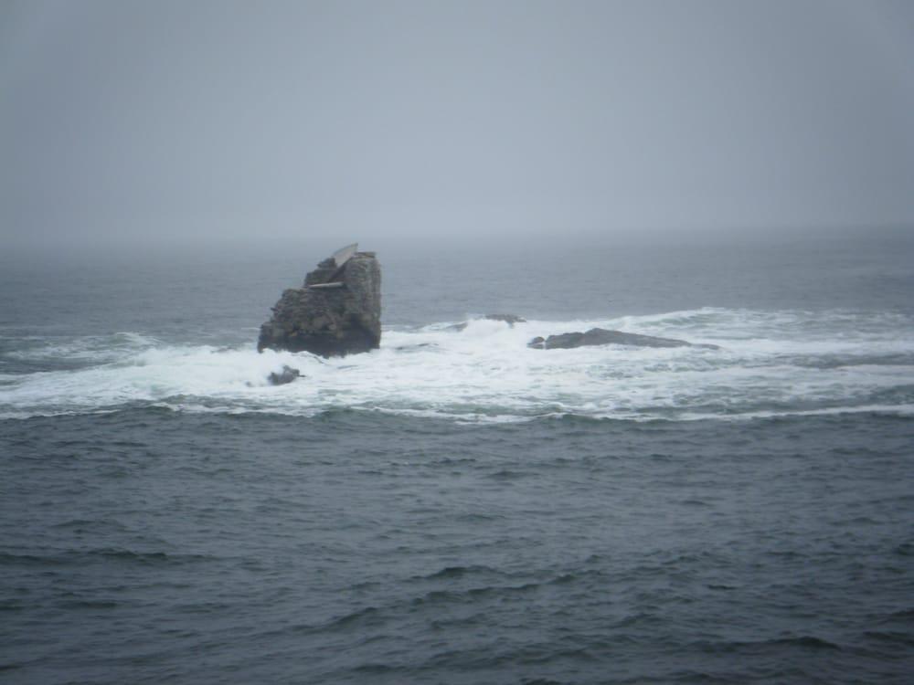 Whale Rock Lighthouse: Manville, RI