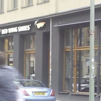red wing shoes store schuhe m nzstr 8 mitte berlin. Black Bedroom Furniture Sets. Home Design Ideas