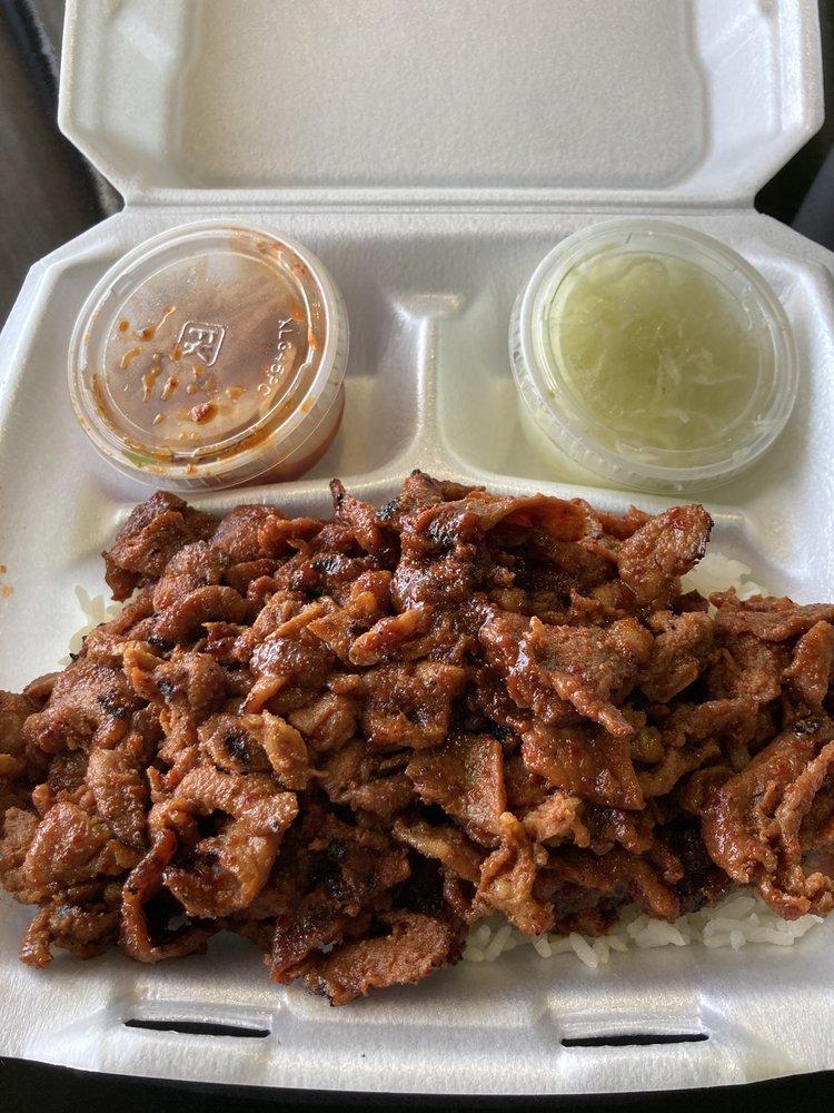Korean BBQ: 902 E Caesar Ave, Kingsville, TX