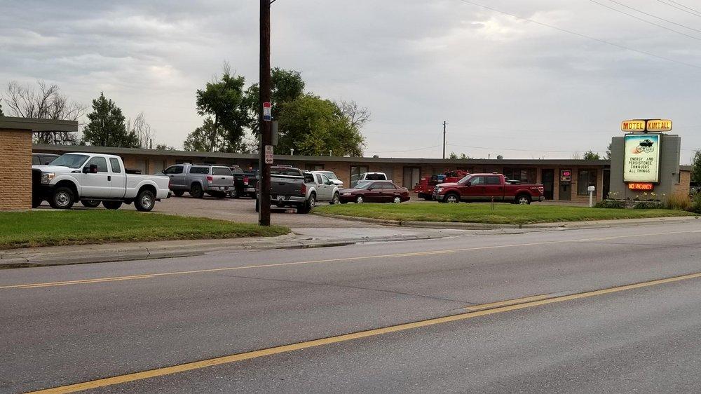 Motel Kimball: 1017 E 3rd St, Kimball, NE