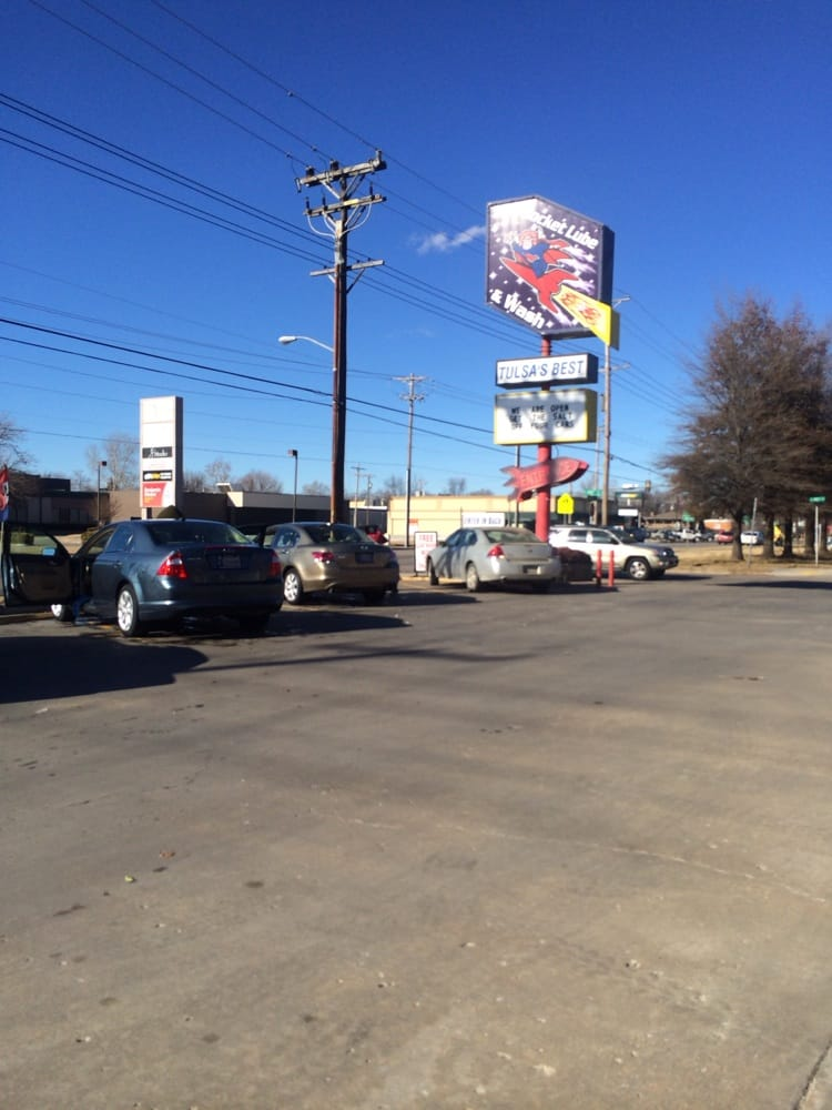 Tulsa Car Wash Peoria