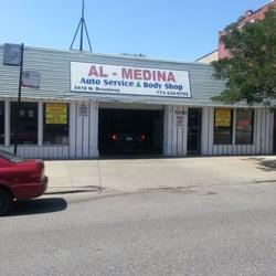 Auto Repair Chicago >> Al Medina Auto Repair Closed Auto Repair 5410 N Broadway St
