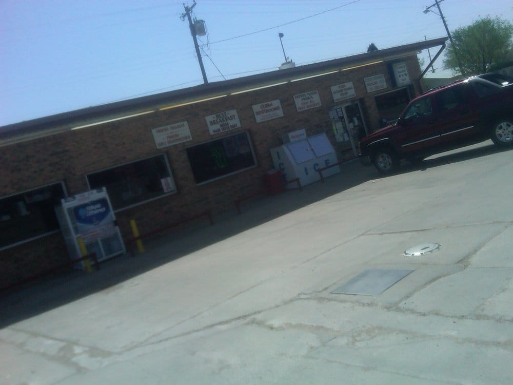 Green Go's: 100 E S 1st St, Roby, TX