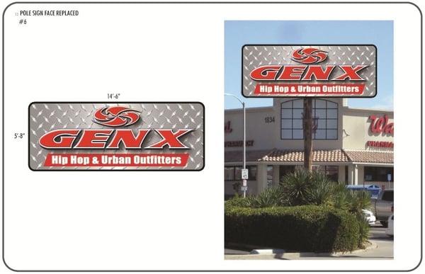 a2fc4c801 GEN X 1859 W Avenue J Lancaster, CA Clothing Retail - MapQuest