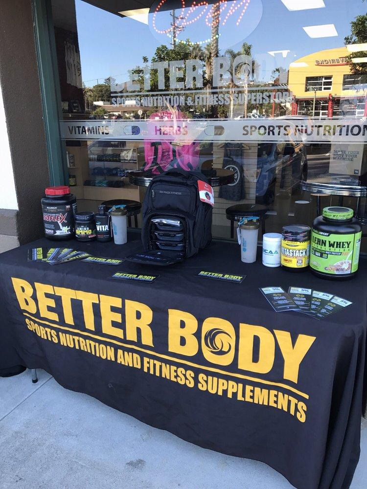Better Body Sports: 5100 Telegraph Rd, Ventura, CA
