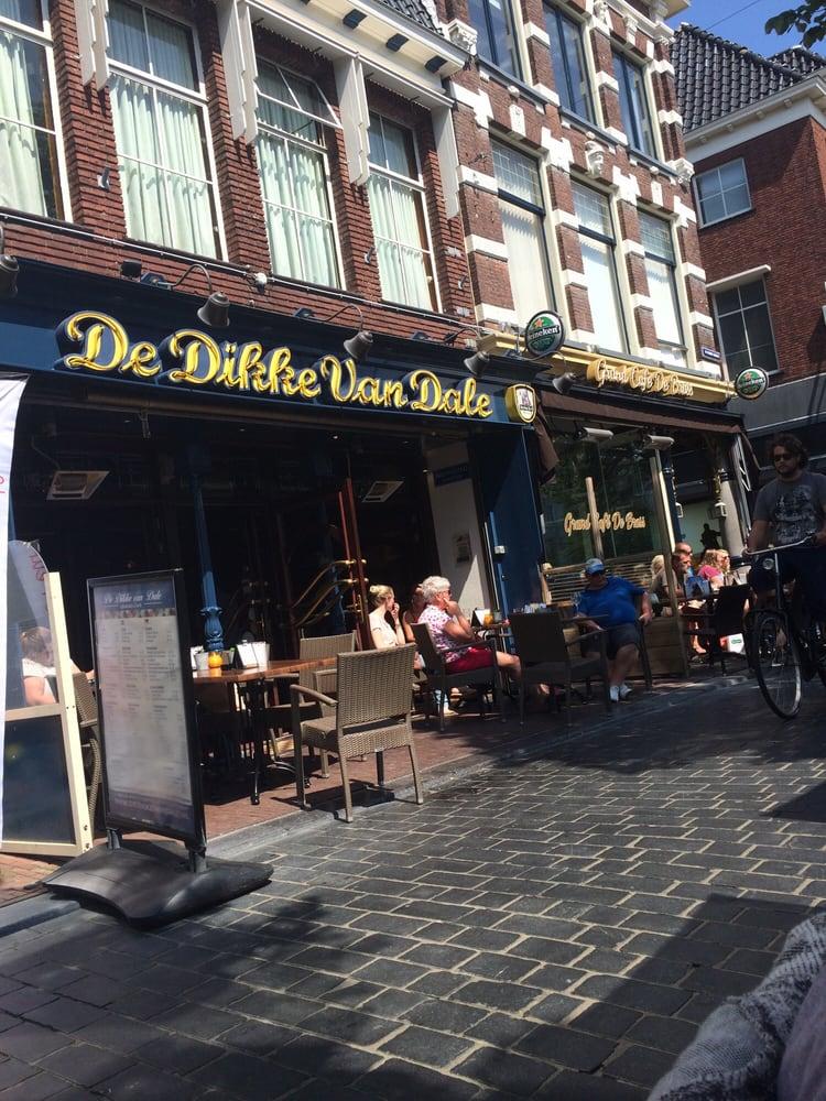 De Dikke Van Dale Cafes Nieuwestad 69 Leeuwarden Friesland