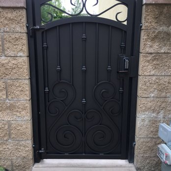 Wrought Iron Gates 215 Photos 15 Reviews Fences Gates