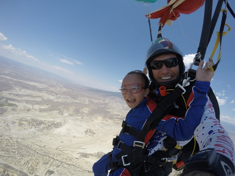 Ultimate Skydiving Adventures: 870 1575th Rd, Delta, CO