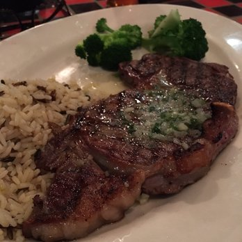 Black Angus steakhouse: Black Angus restaurants and steak houses are spread across the US. Black Angus steaks are always fresh-cut-in-house to ensure the highest quality.