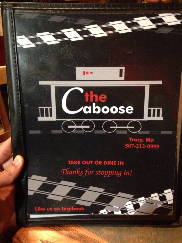 The Caboose: 1045 Craig Ave, Tracy, MN