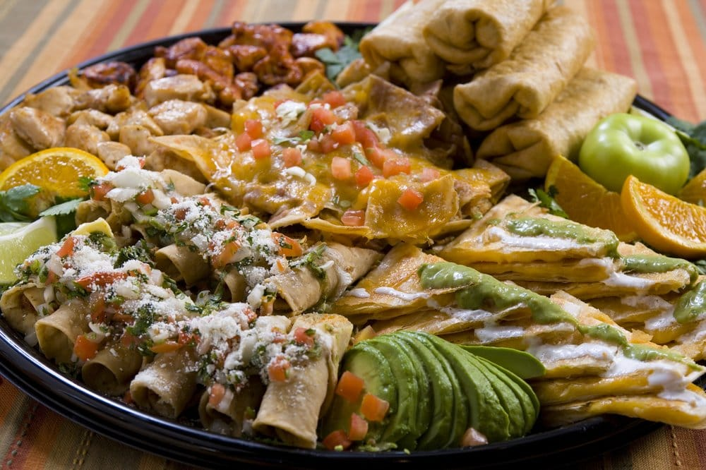 California City Ca Mexican Food