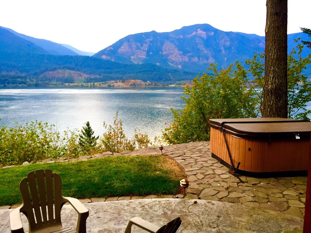 The Resort at Skamania Coves: 45932 Hwy 14, Stevenson, WA