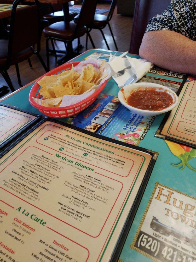 Old Pueblo Restaurant: 505 S Main St, Florence, AZ