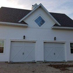 Photo of Deniu0027s Door Service - Broadlands IL United States. Carriage overlay doors & Deniu0027s Door Service - Garage Door Services - 385 County Rd 2400 E ...
