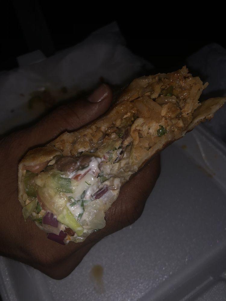 Tacos El Patron