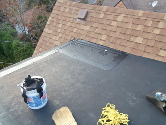Photo Of Tom Halatu0027s Roof Consulting Service   Glendale, WI, United States.  Over
