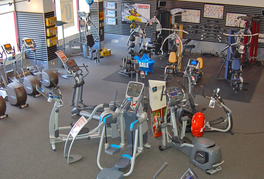 Ellipticals home gyms precor amt landice in tysons
