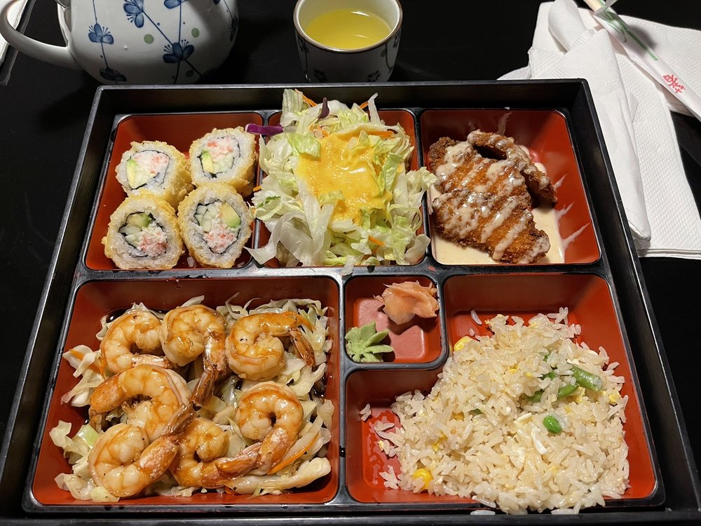 Miso Sushi House: 705 3rd Ave, West Point, GA