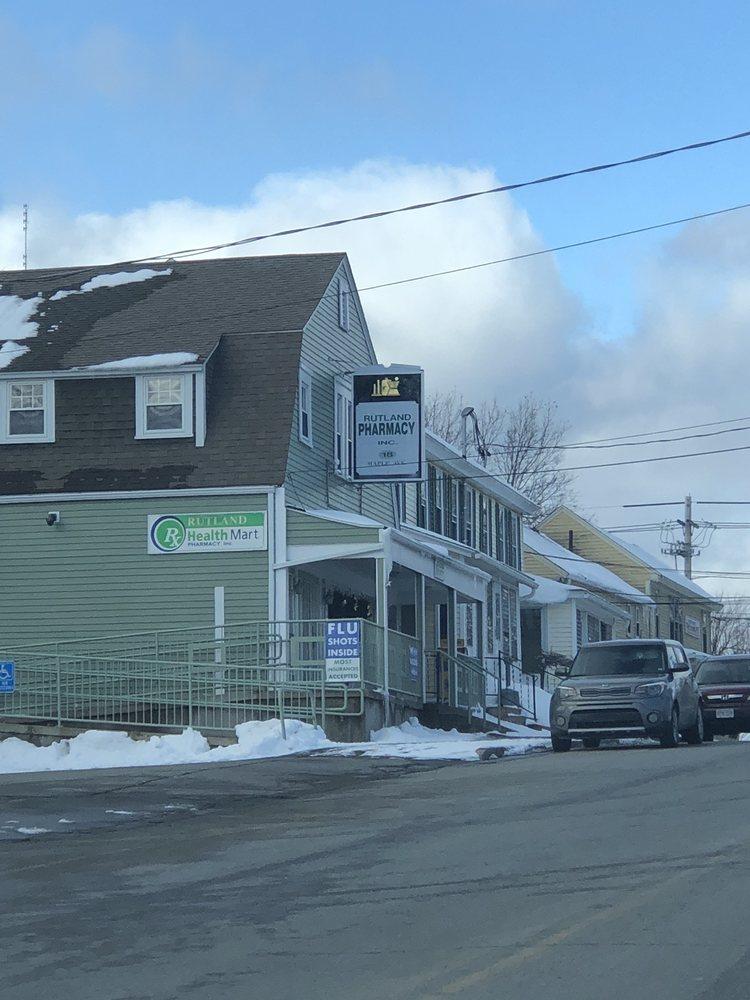 Rutland Pharmacy: 18 Maple Ave, Rutland, MA