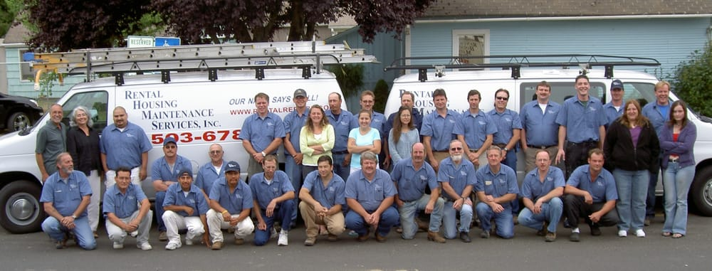 Rental Housing Maintenance Services: Donald, OR