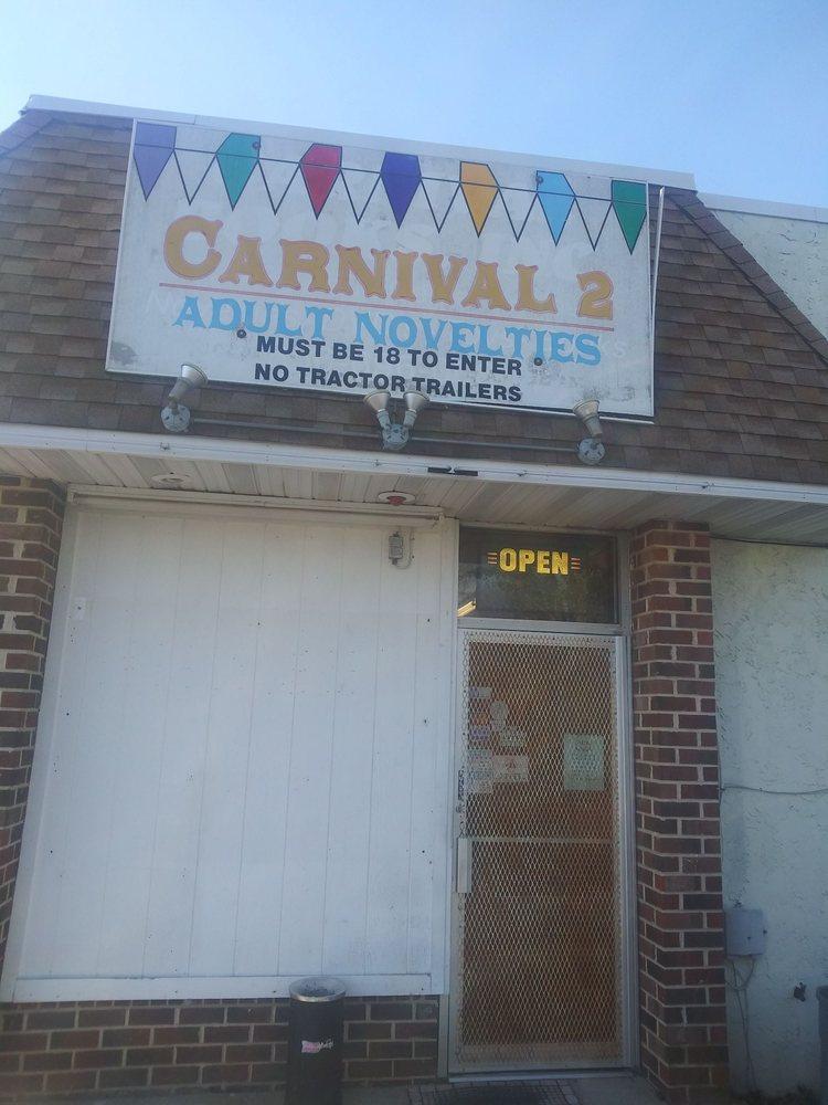 Carnival Book Store II: 1778 N Delsea Dr, Vineland, NJ