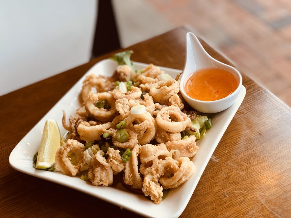 Krung Tep Thai Bistro: 23 S Middle Neck Rd, Great Neck Plaza, NY