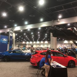 Motor Trend International Auto Show Automotive Paradise Rd - Car show in vegas today